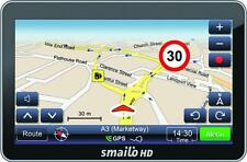 "Smailo HD 5"" Europa 48 Länder 8GB Navi MP3 Video Foto BT FM-Tr."