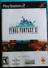 Final Fantasy XI Online PlayStation 2 Hard Disk Drive Bundle (Sony PlayStation …
