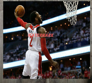 NBA Washington Wizards John Wall Game Action Color 8 X 10 Photo Picture