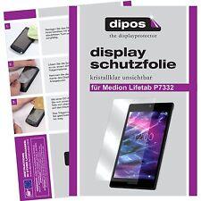 3x Medion Lifetab P7332 MD99103 Schutzfolie Display Folie P 7332 klar dipos