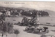 # S. MARGHERITA LIGURE: MONUMENTO A COLOMBO   1940
