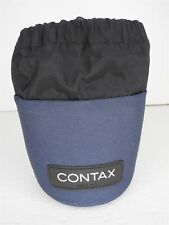 Contax Genuine MCL-1 Camera Lens Case For 645 Carl Zeiss Planar T* 80mm f/2