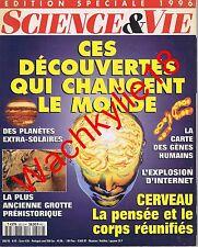 Science et vie spécial 1996 Grandes découvertes Hubble Grotte Chauvet