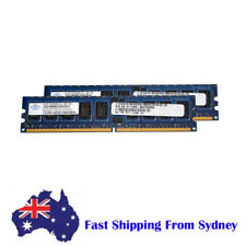 Nanya 4GB(2x2G) PC2-5300P 240 Pin DDR2-667 ECC Server Ram Memory