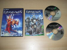 ETHERLORDS II 2 PC CD ROM Schnell Post