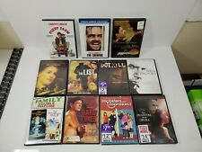 11 Assorted Dvds Various Genre Comedy Mystery Family Thriller