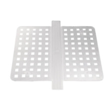 Kitchen sink protector Saddle mat for dividers in double sinks Dish Clear S