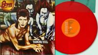 DAVID BOWIE - DIAMOND DOGS - RED - LP