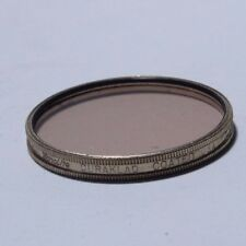 Lens Filter Ednalite Duraklad Coated CTY 4 81C warming series 6 (VI) USA drop in