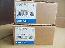 OMRON PLC CJ1W-ID262 FREE EXPEDITED SHIPPING CJ1WID262 NEW