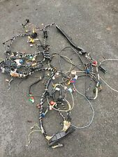 Peugeot 206 1.6 GLX 2001 - wiring loom harness from interior fuse box