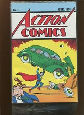 ACTION COMICS #1 (9.2) SEALED!!!