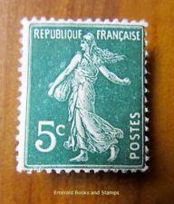 EBS France 1907 Type Semeuse camée 5 centimes YT 137 MH*  0568