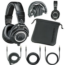 Audio-Technica ATH-M50x Monitor Headphones (Black)!! BRAND NEW!!