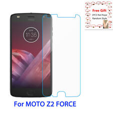 Premium Tempered Glass Screen Protector For Motorola Moto Z2 Force 9H