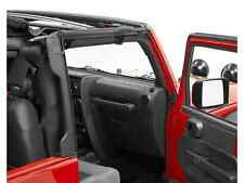 2010-2017 Jeep Wrangler Bestop Soft Top Door Surround & Rear Window Bar Kit