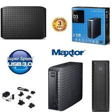 Samsung HDD ext D3 3tb Usb3.0 Hx-d301tdb/g 7636490046513