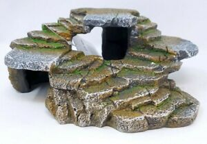 SHALE CAVE HIDEAWAY MEDIUM RESIN 9x6x4in EACH New