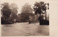uralte Photo-AK, Chemnitz, Hochwasser 1954 Ansicht extem selten =====