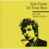 BOB DYLAN - ALL TIME BEST-DYLAN-RECLAM MUSIK EDITION 3  CD 18 TRACKS ROCK NEU