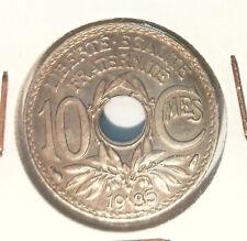 FRANCE PIECE 10 centimes cts LINDAUER 1935   FRANCE AK141