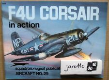 F4U Corsair in Action (29) - Squadron/Signal