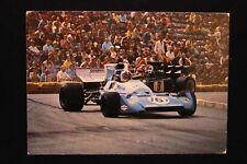 Card Matra MS120C 1972 #16T Chris Amon (NZL) Monaco Grand Prix