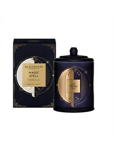 Magic Spell - Pumpkin Pie Candle 380G ***3 PACK*** | Glasshouse