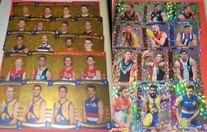 2021 Teamcoach Star Powers & Gold cards $1.20 - $1.75 each, Pick your Card/cards