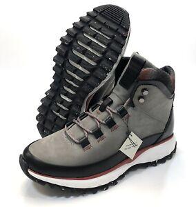 Cole Haan ZERØGRAND Waterproof All-Terrain Nubuck Hiker Boots C28492 Mens Size 7