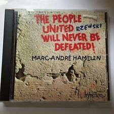 Rzewski - The People United Will Never Be Defeated - Hamelin