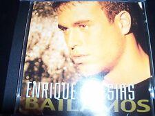 Enrique Iglesias Bailamos US CD Single – Like New