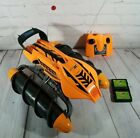 Hot Wheels Terrain Twister RC Radio Controlled Vehicle Works, No Charger, Read!