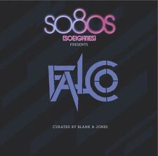 Falco Curated By Blank & Jones 2xCD So80s (Soeighties) Presents Falco -