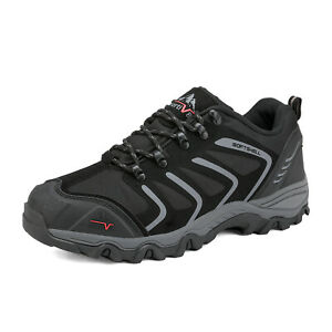 Mens low Low Top Waterproof Outdoor Hiking Backpacking  Work Boots Shoes Size US