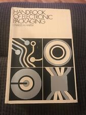 Handbook of Electronic Packaging Charles Harper 1st HCDJ 1969