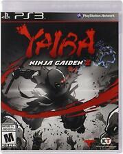 NEW Yaiba: Ninja Gaiden Z (for Sony PlayStation 3/PS3) FACTORY SEALED!