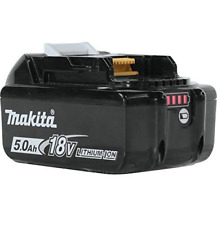 MAKITA GENUINE 18V BL1850B-L BATTERY SUITS ALL  LI-ION TOOLS FREE DELIVERY