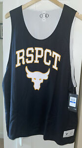 Under Armour Project Rock Reversible Pinnie - BNWT - Size XL - SOLD OUT