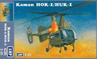 Helicopter Kaman HOK-1/HUK-1 (Plastic model kit) 1/48 AMP 48013