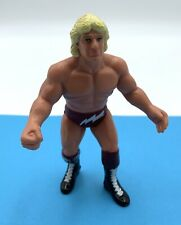 Vintage WCW Wrestling Figure Ric Flair - Red Pants UK Exclusive 1990 Galoob