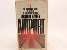 GOOD!! Airport by Arthur Hailey 1969 printing