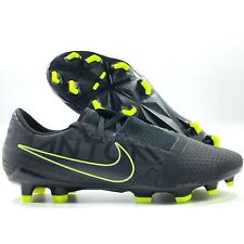 Nike Phantom Venom Pro FG Black Volt Green Soccer Cleats AO8738-007 Men's 8-10.5