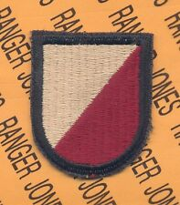 US Army 561st Maintenance Co. Airborne beret flash patch
