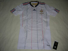 France Soccer Jersey Away TECHFIT Shirt Trikot Football Maillot EURO FINALIST