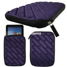 "Neoprene Sleeve Zipper Pouch Case for Samsung Galaxy Tab 3 4 7"" / ASUS Nexus 7"