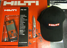 HILTI PD-l  ( NEW PD 40 ) LASER RANGE METER, BRAND NEW,, FAST SHIPPING