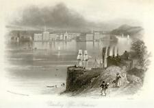 Scenery of Great Britain -Eng -1841- VICTUALLING OFFICE