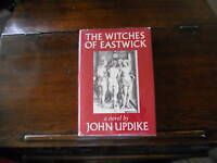THE WITCHES OF EASTWICK, John Updike, SIGNED 1st ed/1st printing 1984 HCDJ
