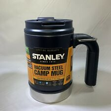Stanley Vacuum Camp Mug Stainless 16-oz Hammered Midnight Blue Navy